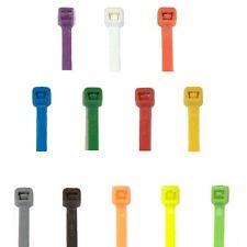 Kabelbinder 100 x 2,5 mm Standard in vielen Farben 100 Stk.