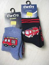 ewers Stoppersocken, ABS Antirutsch Socken, Stoppi Socks, Feuerwehr NEU