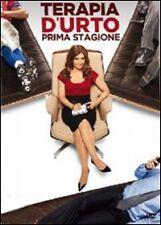 3 Dvd Box Cofanetto **TERAPIA D'URTO ♦ STAGIONE PRIMA 01** nuovo 2011