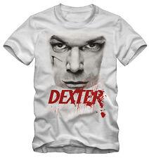 T-shirt /Maglietta Dexter Morgan Face Serie TV Kraz