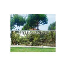 Brise vue imprimé, jardin, terrasse, balcon déco Forêt 9145