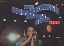 THE BUTTERFIELD BLUES BAND - LIVE  elektra 2 LP IT 1971
