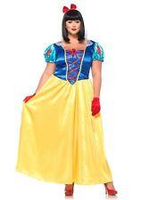 Plus Size Classic Snow White