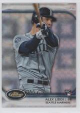 2012 Topps Finest X-Fractor #99 Alex Liddi Seattle Mariners Rookie Baseball Card