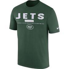 New York Jets Nike Men's Legend Staff DRI-FIT T-Shirt - Size XXL/XL/Large - NWT