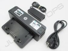 HP Compaq HSTNN-I11X USB 3.0 Dock A7E32AA A7E32ET A7E33AV#ABU + EU Power Supply