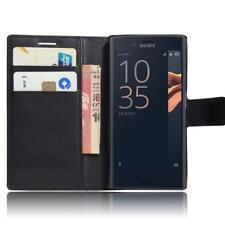 Pour Sony Xperia XZ1 COMPACT Etui Housse Portefeuille Cuir Synthétique