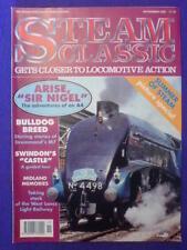 STEAM CLASSIC - SIR NIGEL - November 1992 #32