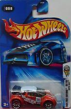 2004 Hot Wheels First Edition Super Gnat 88/100 (10 Spoke)
