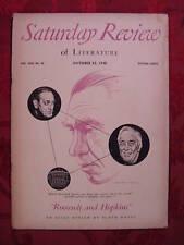 Saturday Review October 23 1948 ROBERT SHERWOOD CLIFTON FADIMAN