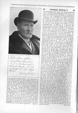 1910 Hermann heiberg Schleswig