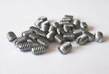 BA Slotted Steel Grub Screws (20pk) 2 BA 4 BA 5 BA 7 BA 8 BA  (UK Manufacturer)