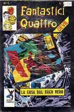 FANTASTICI QUATTRO-STAR COMICS-NUMERO 1 CON ADESIVI