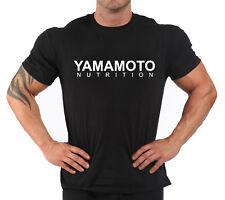"T-Shirt Bodybuilding Fitness Palestra ""Yamamoto Nutrition"""