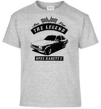 T-Shirt, Opel Kadett C Auto ,Oldtimer,Youngtimer