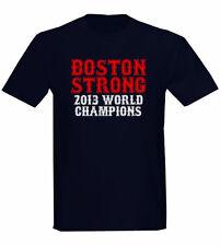 Boston Strong Red Sox T-Shirt. World Series Champions Championship Ortiz 2013
