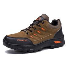 Herren Outdoor Trekkingschuhe Wanderschuhe Turnschuhe Camping Sports Sneaker