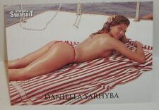 SPORTS ILLUSTRATED 2005 - DANIELLA SARAHYBA - SWIMSUIT CARD #24