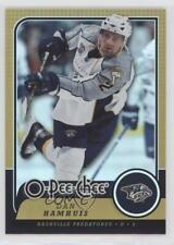 2008-09 O-Pee-Chee Gold #418 Dan Hamhuis Nashville Predators Hockey Card