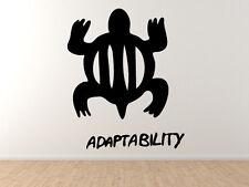 Adinkra Akan #7 - Adaptability African Sign Symbology - Vinyl Wall Decal Art