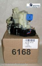Volkswagen Door Lock / Latch Assembly - OE / Genuine - 3B1837015AT - NEW OEM VW