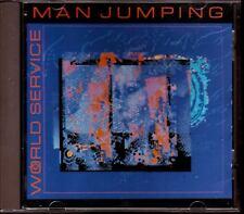 MAN JUMPING World Service RARE 1987 CD E'G ED ENO