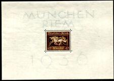 Germany B90 MNH Horse Race x3571