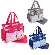 2 tlg Wickeltasche 3120 Pflegetasche Windeltasche Babytasche Farbauswahl