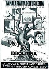 A.Gazzoni & C-IDROLITINA-superlitiosa-URICEMIA-1939