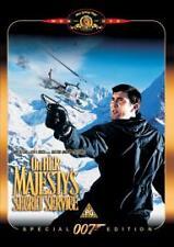 On Her Majesty's Secret Service (DVD, 2003)