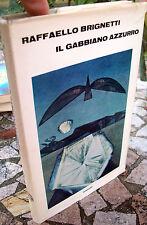 1967 RAFFAELLO BRIGNETTI DALL'ISOLA DEL GIGLIO 'IL GABBIANO AZZURRO' MARE, ISOLE