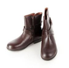 Birkenstock Damen Stiefeletten Stiefel 1001017 Leder braun