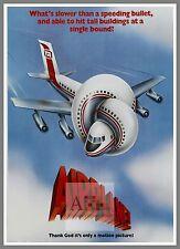 Airplane    1980's Movie Posters Classic Cinema