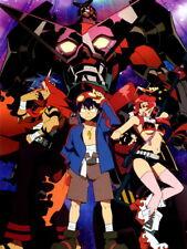 Gurren Lagann Characters Anime Manga Huge Print POSTER Affiche