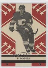 2011-12 O-Pee-Chee Retro #594 Lance Bouma Calgary Flames Rookie Hockey Card