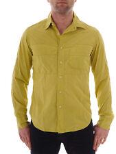 Freesoul Hemd Tall cress green Langarmhemd Sommerhemd grün Knopfleiste