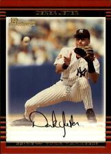 2002 Bowman Baseball Cards 1-250 Pick From List