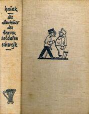 (DT) Die abenteuer des braven soldaten schwejk Hasek 1956 IN TEDESCO
