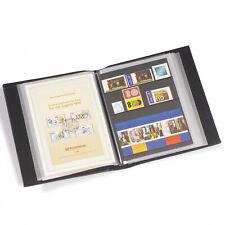 Leuchtturm Ersttagsblatt-Album mit 50 Klarsichthüllen