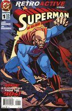 DC Retroactive: Superman - The 90s #1 Comic Book - DC