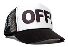 New Hot OFF! Black Red Royal Chili Peppers Cap Hat Kiedis Flea RHCP Truckers