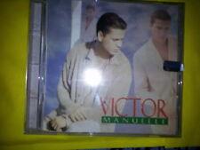 VICTOR MANUELLE - VICTOR MANUELLE (SONY TROPICAL, 1996). CD.