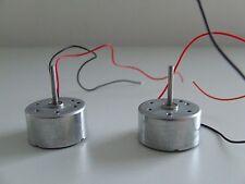 1/5/10X Mikromotor 1-6V Solar Motor Mehrzwecksmotor Mikro Antrieb Spielzeugmotor