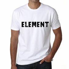 Homme T shirt Graphique Imprimé Vintage Tee element