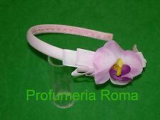 CERCHIETTO PER CAPELLI BAMBINA ROSA COD. 17253 Made in Italy Frontino Bimba