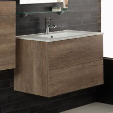 Mobile Arredo Bagno Sospeso Porta Lavabo Unika 160 - 3 Colori Disponibili