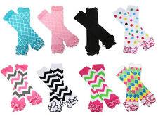 NEW Baby Toddler Leg Warmers Legging chevron 4th July spring summer BOY GIRL ❤️