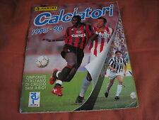 ALBUM PANINI CALCIATORI 1995/96 COMPLETO BUONO