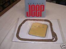 CJ automatic transmission, CJ transmission seals