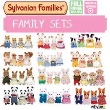 Sylvanian FAMILIES FAMIGLIA Set Full Range Scegli la tua famiglia NUOVO di zecca